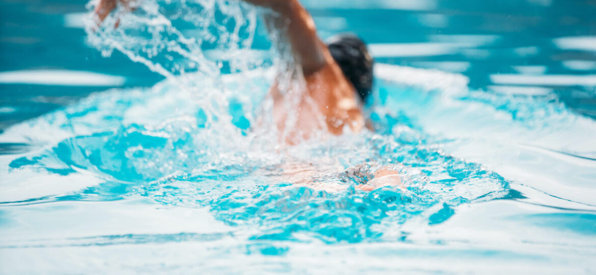 Mental health benefits of swimming