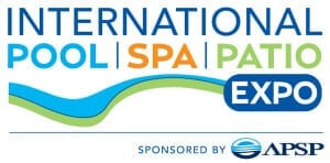 Intl' Pool and Spa Expo logo