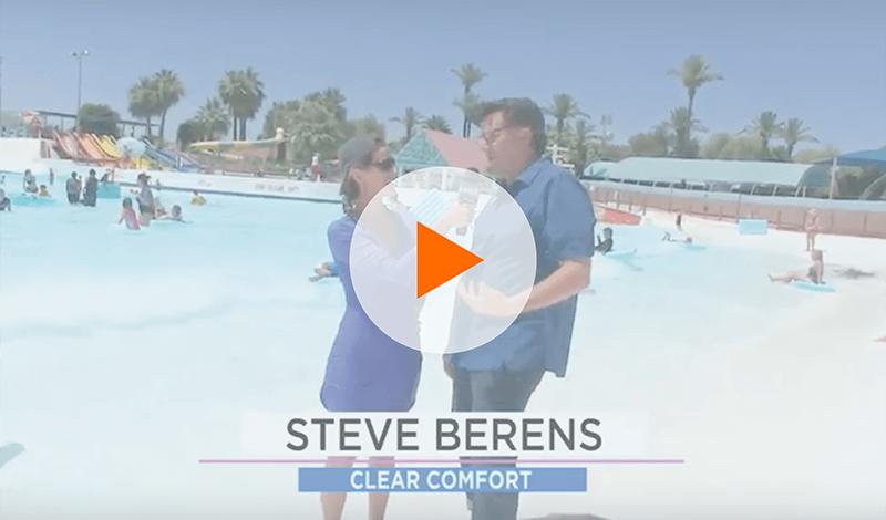 chlorine-free pool