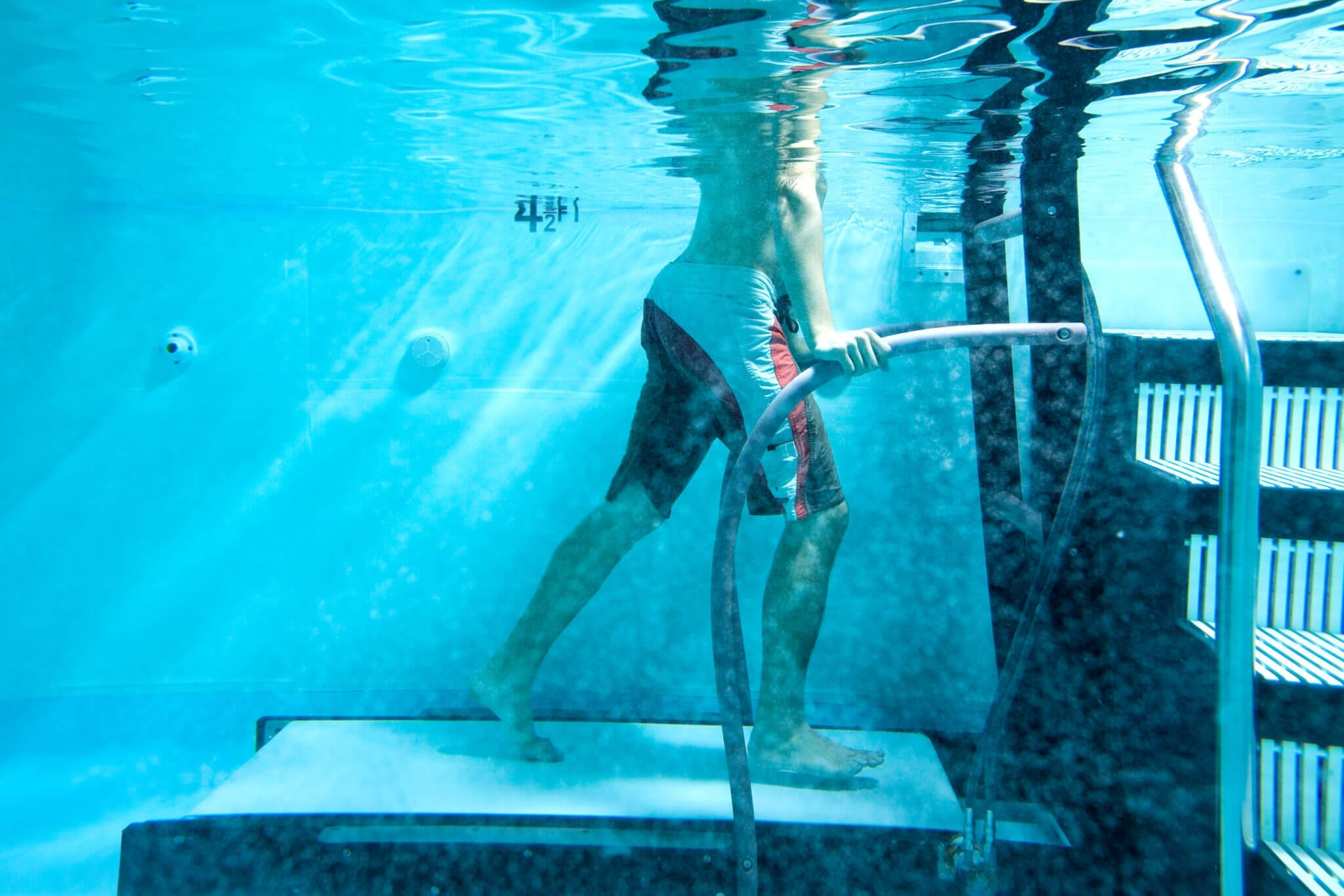 Swim current pools: The treadmill for swimming
