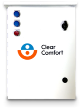 CCW300 CCW300A pool sanitation treatment system | Clear Comfort commercial pool spa sanitation treatment system