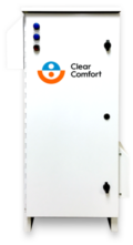 CCW500 pool sanitation treatment system | Clear Comfort commercial pool spa sanitation treatment system