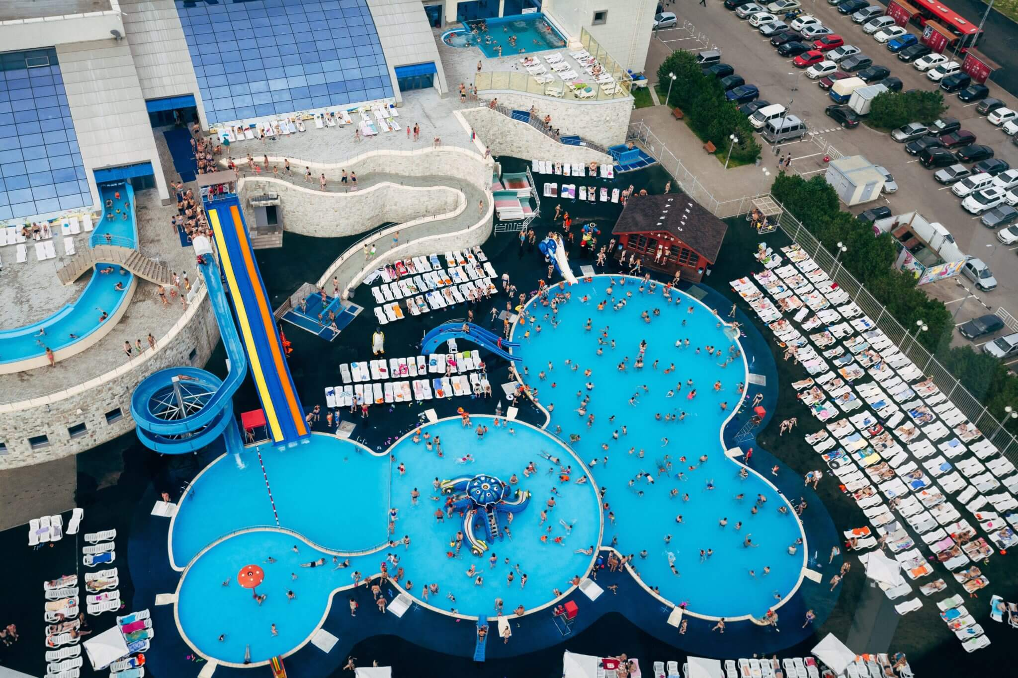 The History of the Public Swimming Pool