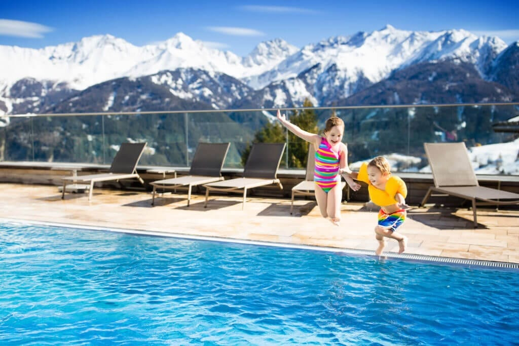 How To Enhance Your Pool Business In The Winter | Clear Comfort
