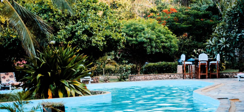 Best pool designs landscaping | Clear Comfort pool