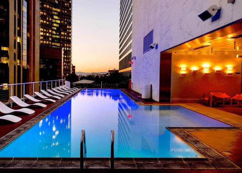 Best pool designs Lights | Clear Comfort pool