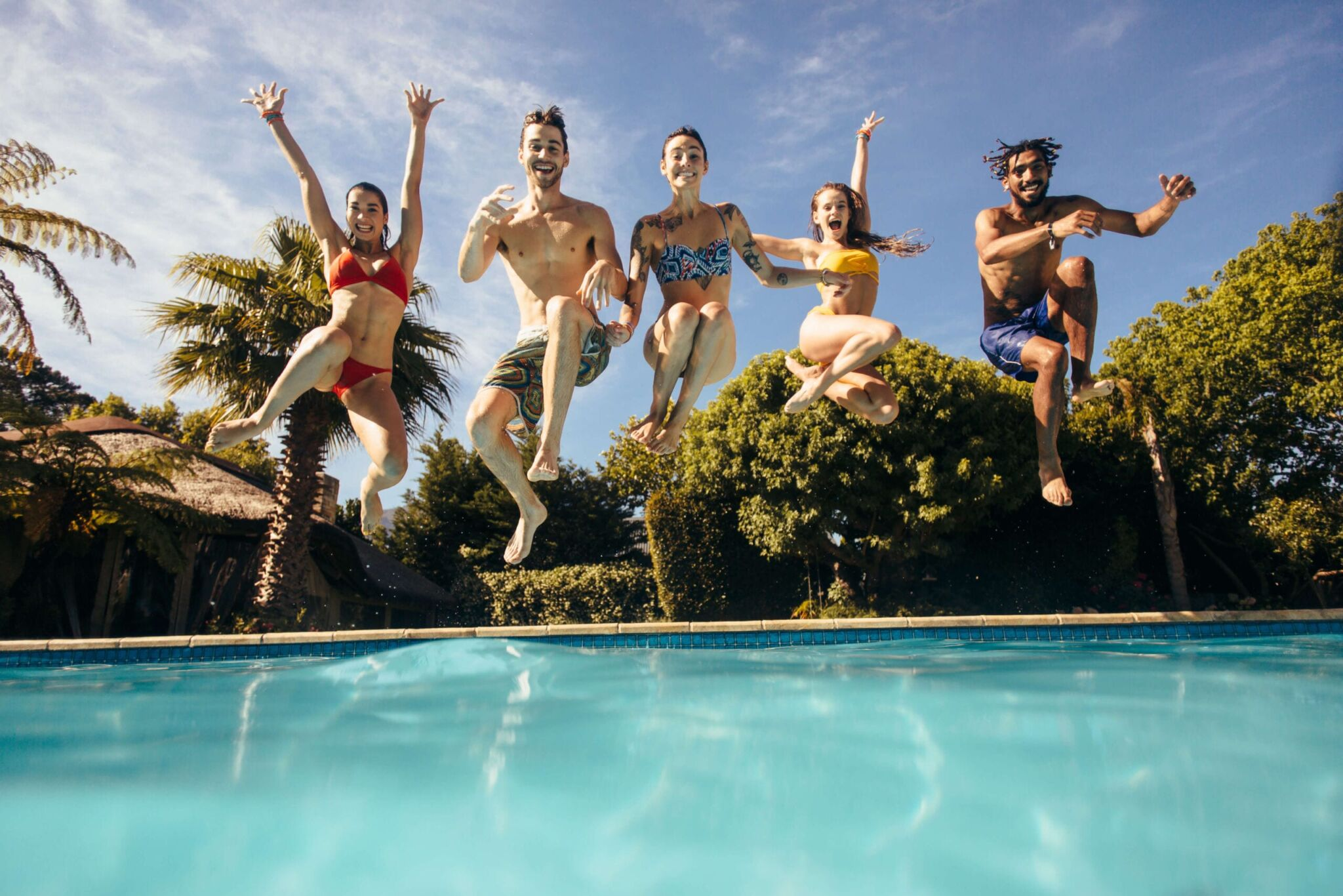 The Benefits of Owning a Swimming Pool and Spa