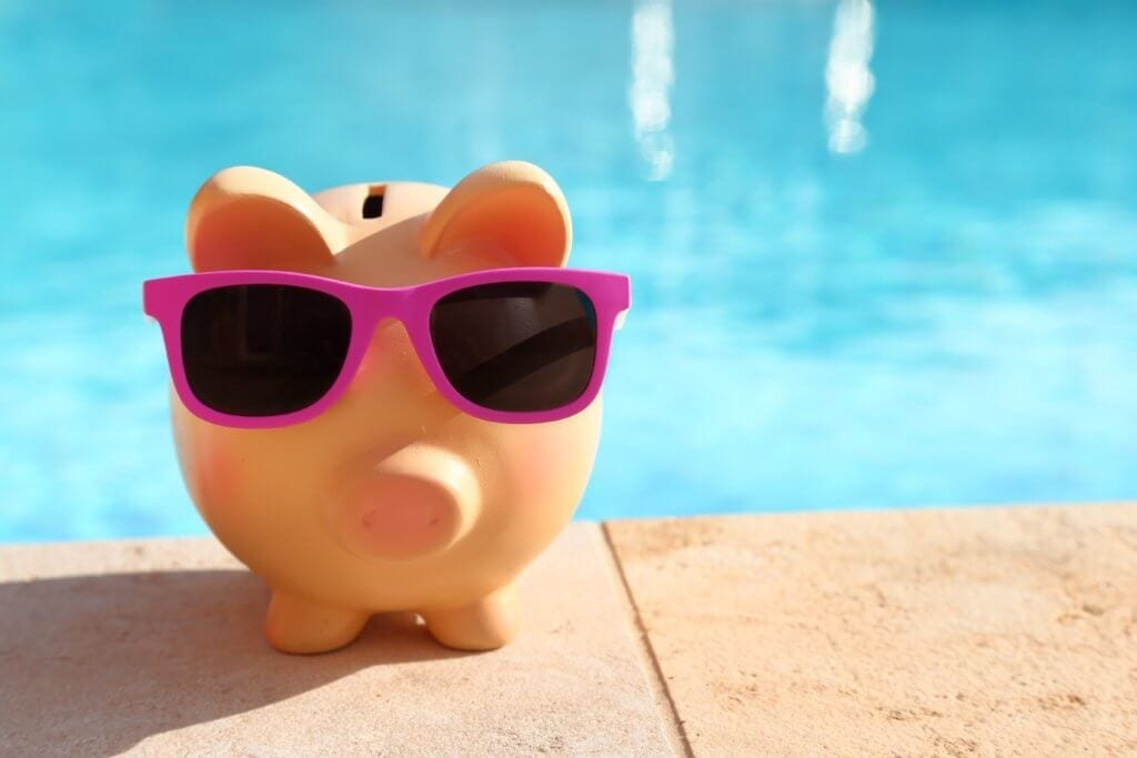 Save money pool owners