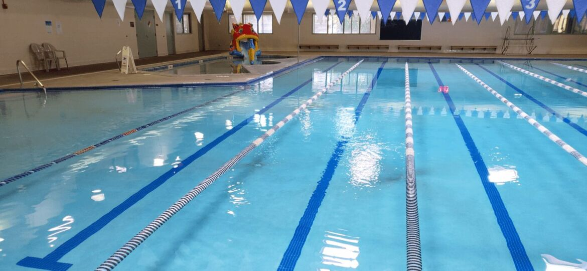 Goodson Recreation Center Pool Clear Comfort