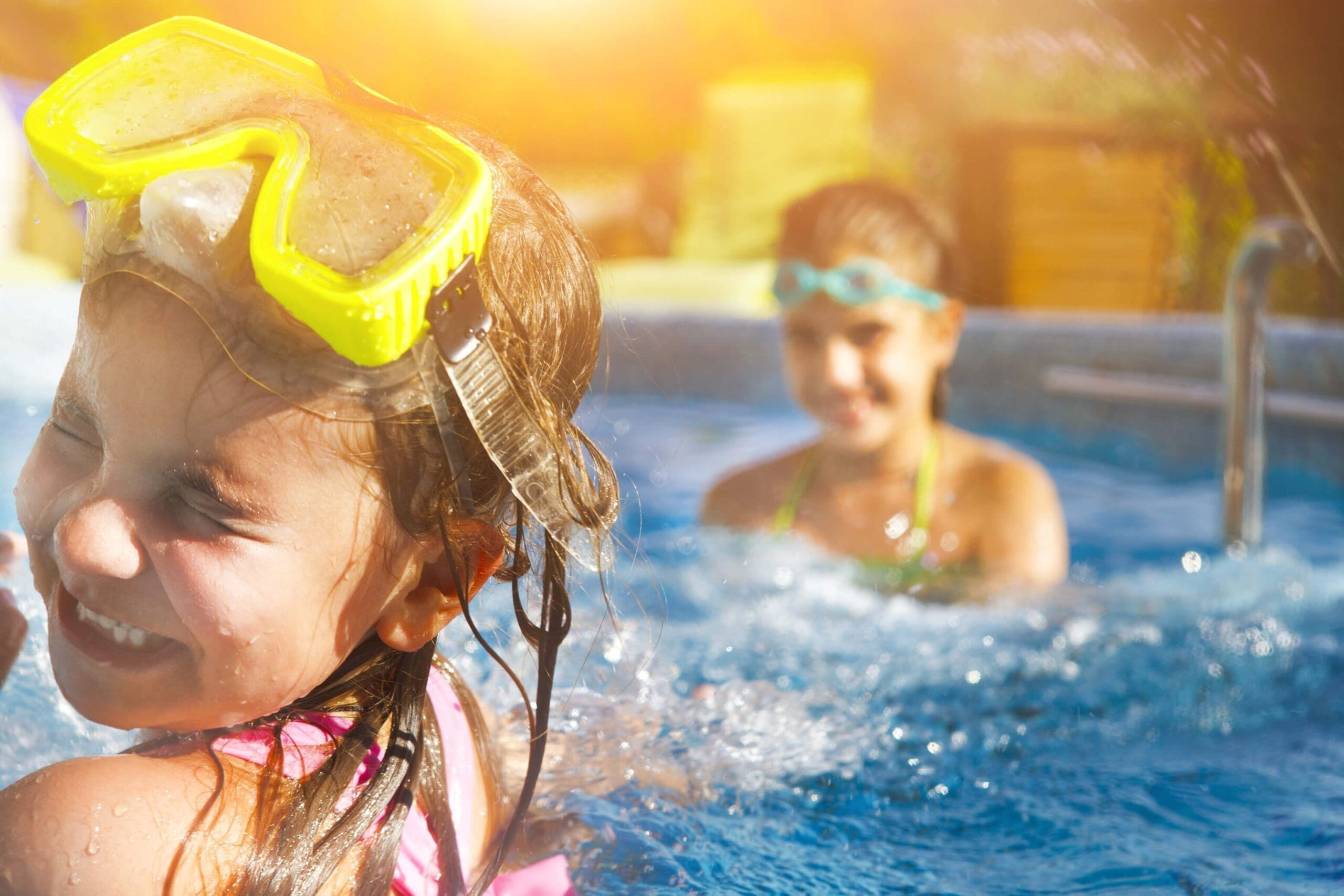 Ozone vs. Salt Water Pools: Salty, Sour or Well-Balanced Sweet Water | Clear Comfort AOP