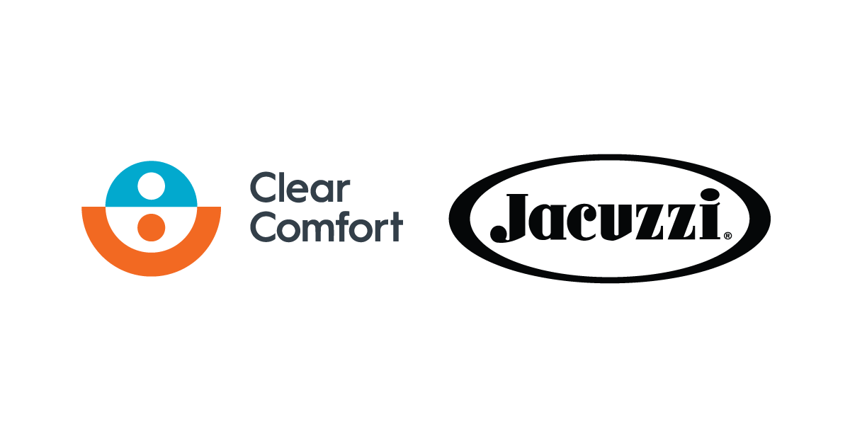 Clear Comfort AOP and Jacuzzi® Hot Tubs