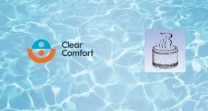 Roberts Hot Tubs and Clear Comfort Collaborate