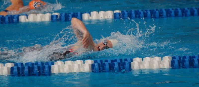 Swimming SEC 2007 Claire Maust