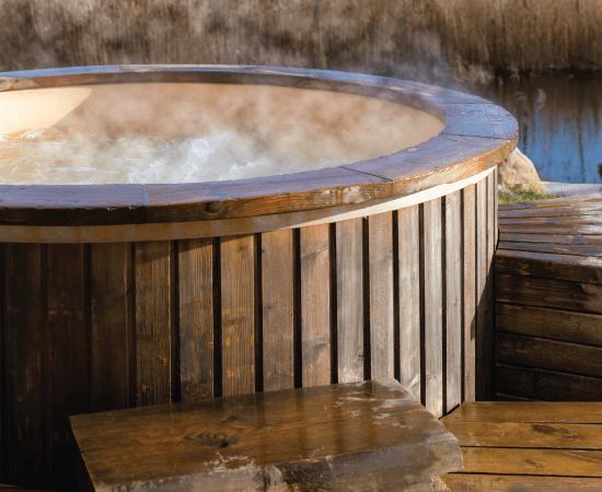 Hot Tub- 2